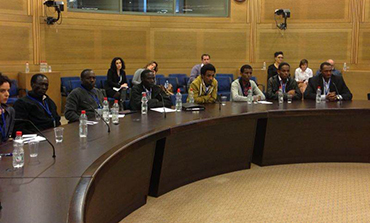 Migrants testify in Knesset