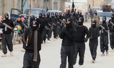 Al- Qaida linked fighters in Syria.