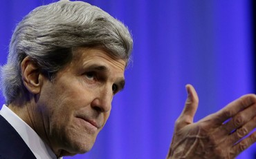 John Kerry in Davos, January 24, 2014