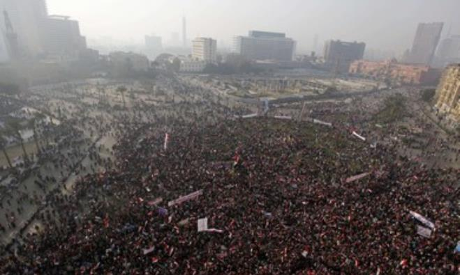 Cairo protests Jan. 25