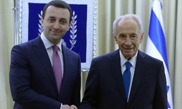 peres Garibashvili