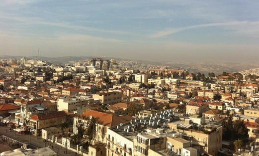 Jerusalem bldg