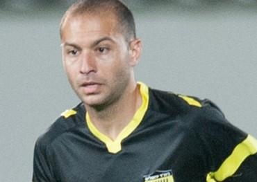 Beitar Jerusal em midfielder Aviram Bruchian