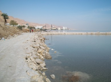 Hiking the Dead Sea