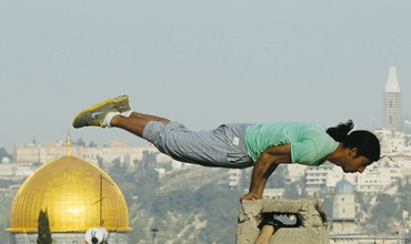 Parkour Jerusalem