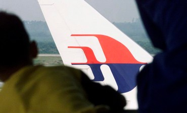 Malaysian Airlines plane (file)