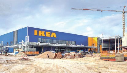 New IKEA opens in Kiryat Ata
