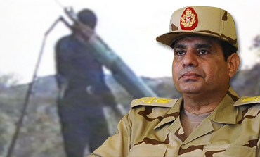 Egyptian military leader Abdel Fatah al-Sisi