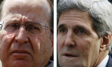 Moshe Ya'alon John Kerry