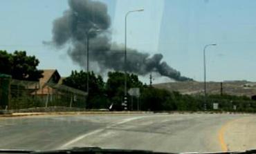 Syrian border explosion