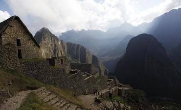 Peruvian Inca site