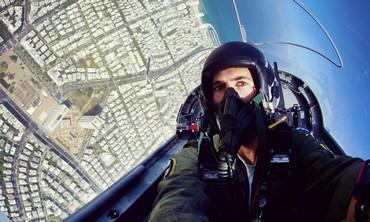 IAF selfie