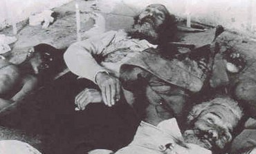 Nabi Musa massacre