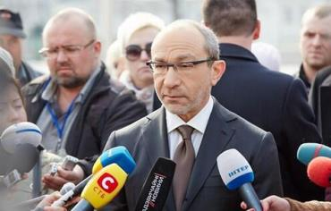 Ukrainian Mayor Gennady Kernes