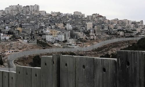 Shuafat refugee camp