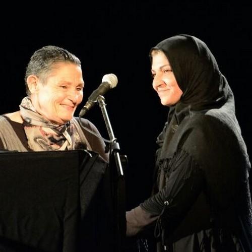 Bushra Abu-Ayash and Robi Damelin