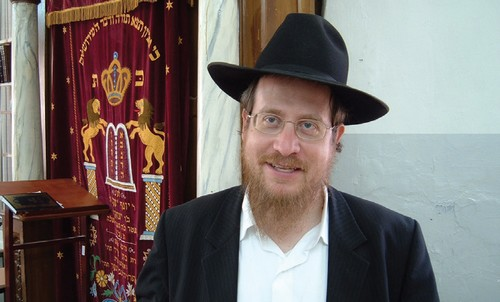 Rabbi Nissan Kaplan
