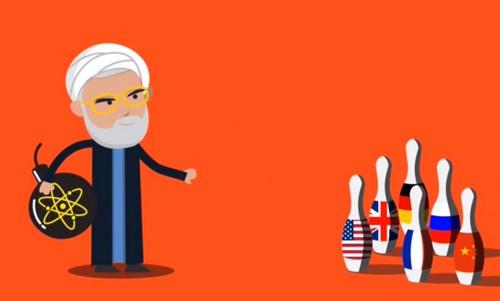 Iran YouTube clip
