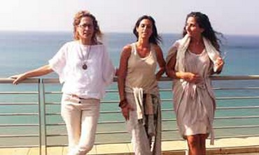Ronit Levin, Liat Ishay and Michal Israelstam
