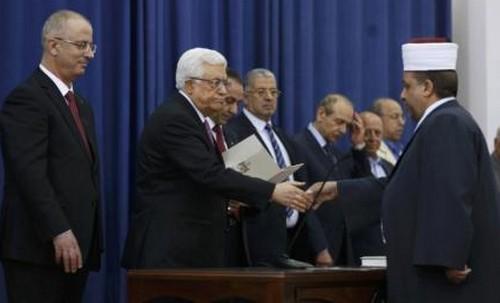 palestinian unity