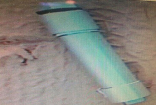 Bomb found in Bat Yam.