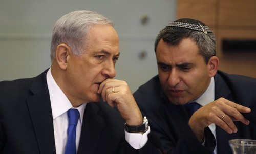Netanyahu Elkin