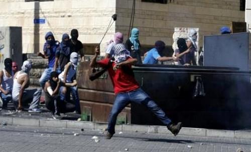 jerusalem clash
