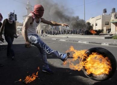 Shuafat riots