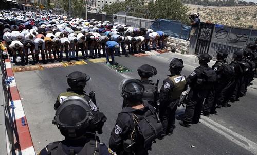 Ramadan east Jerusalem