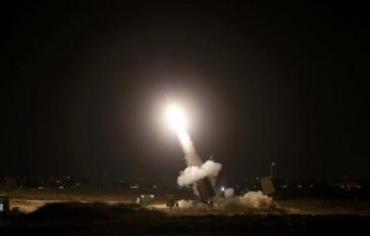 Photo: Iron Dome battery in Israel. Photo: REUTERS