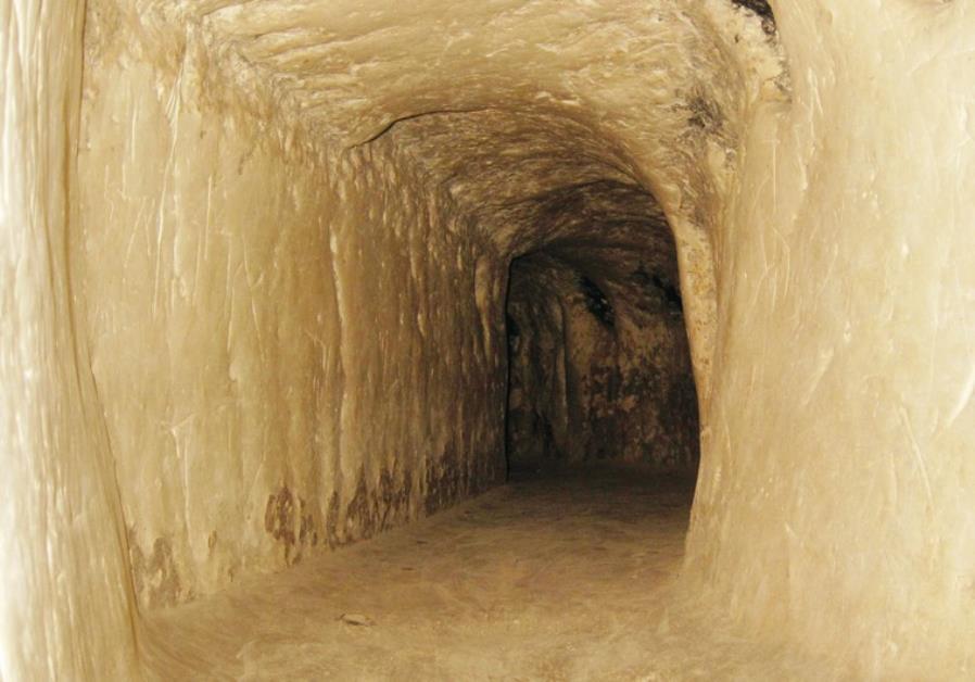 Hurvat Madras cave