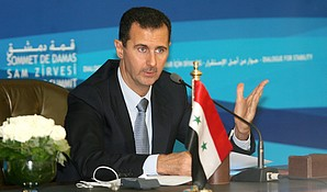 Assad: Israel pushing Middle East to war