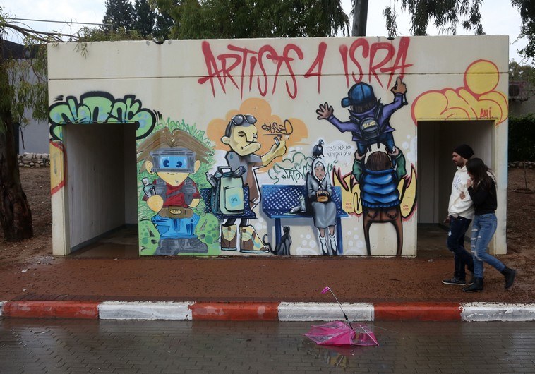 40% of Israeli children in Gaza border town of Sderot suffer from anxiety, PTSD
