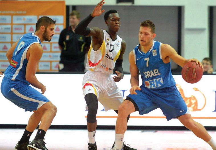 Israel's 91-84 victory over hosts Germany