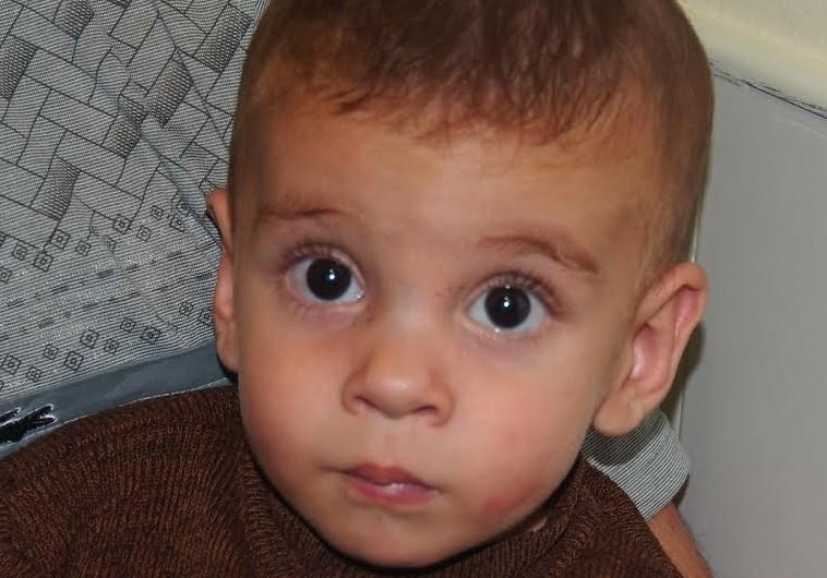 Yazidi child Wasim