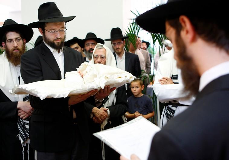 Circumcision in Europe.
