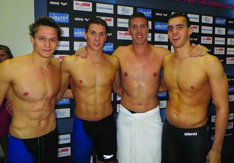Israel swim