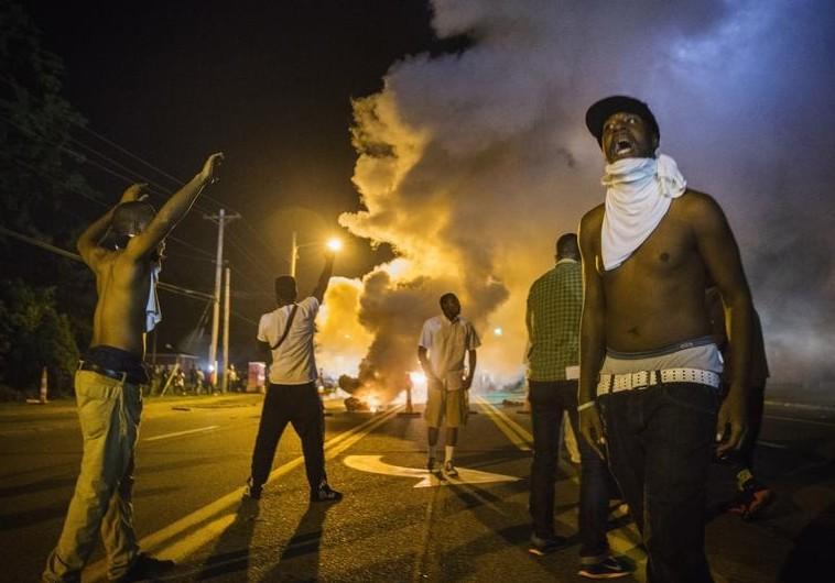 black teen police shooting