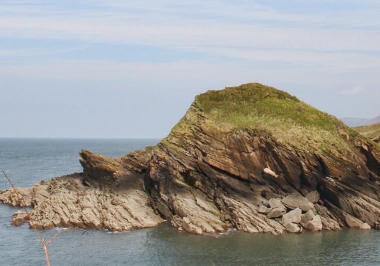 Watermouth Cove in Devon, England