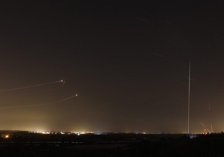 Rocket interception