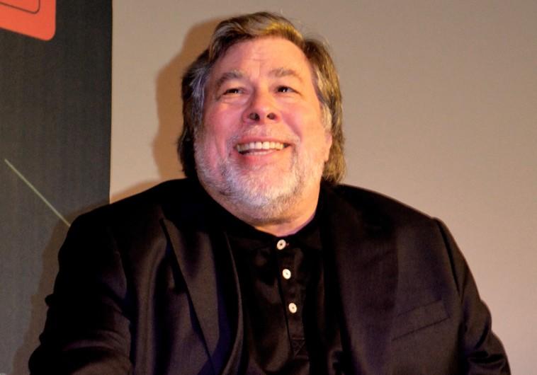 Steve Wozniak visits Israel