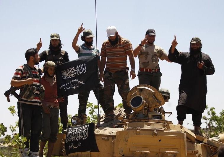 Jabhat al-Nusra Front