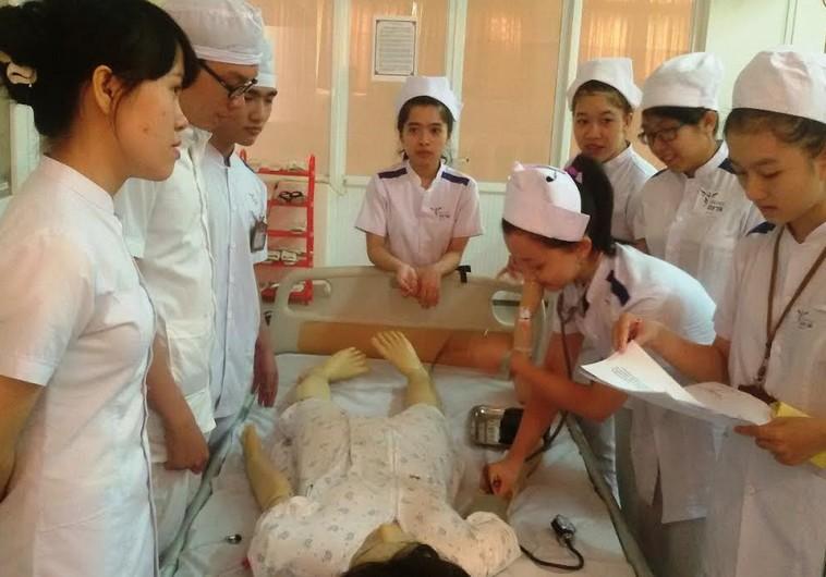 Vietnamese nurses