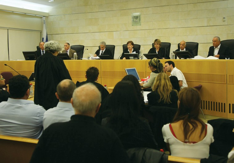 Judges preside in court