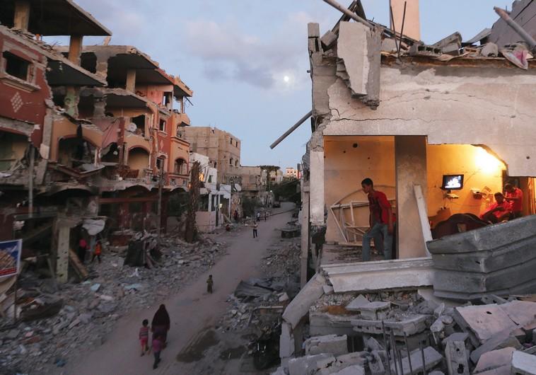 Beit Hanun gaza