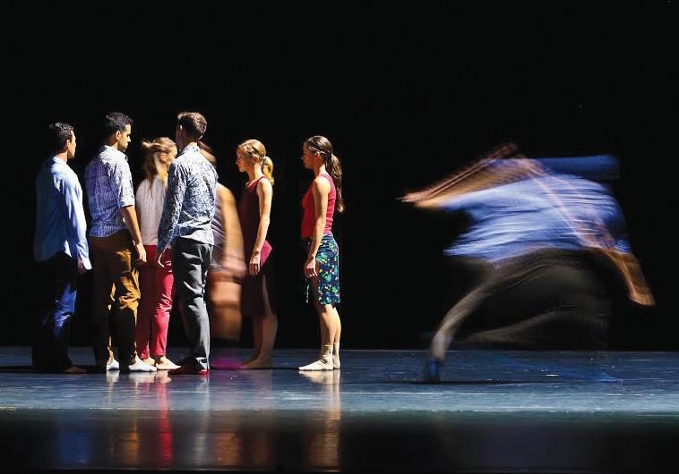 dance review lyon dance biennale israel news jerusalem post. Black Bedroom Furniture Sets. Home Design Ideas