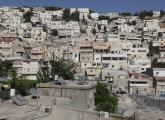 East Jerusalem's Silwan neighborhood