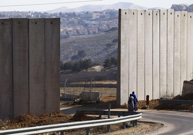 palestine wall
