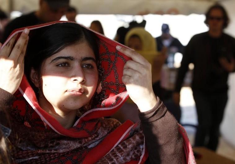 2014 Nobel Peace Prize winner Malala Yousafzai