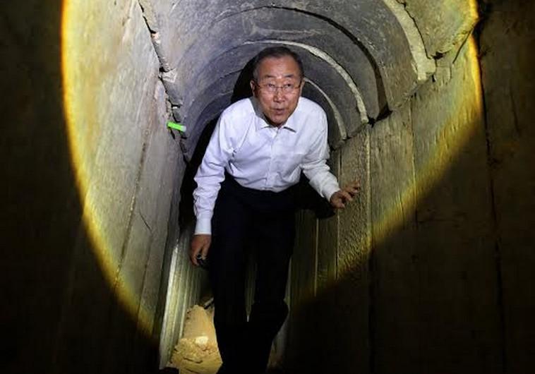 ban ki-moon hamas